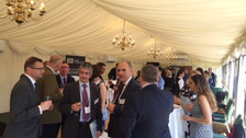 Graduate Planet CIC celebrating Social Enterprise UK's Buy Corporate Challenge at the House of C