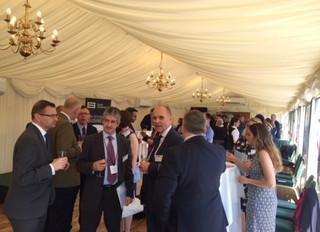 Graduate Planet CIC celebrating Social Enterprise UK's Buy Corporate Challenge at the House of C