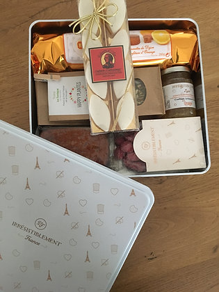 Grand coffret Tisane Gourmande