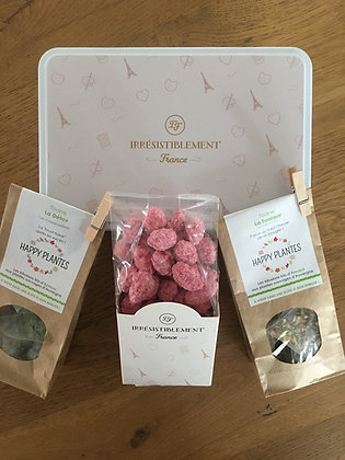 Coffret Tisane Gourmande