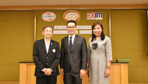 TGJTA / GJPCT / EXIM Bank แลกเปลี่ยนแนวทางการดำเนินธุรกิจ และ แนะแนวการพิจารณาการสนับสนุนทางการเงิน