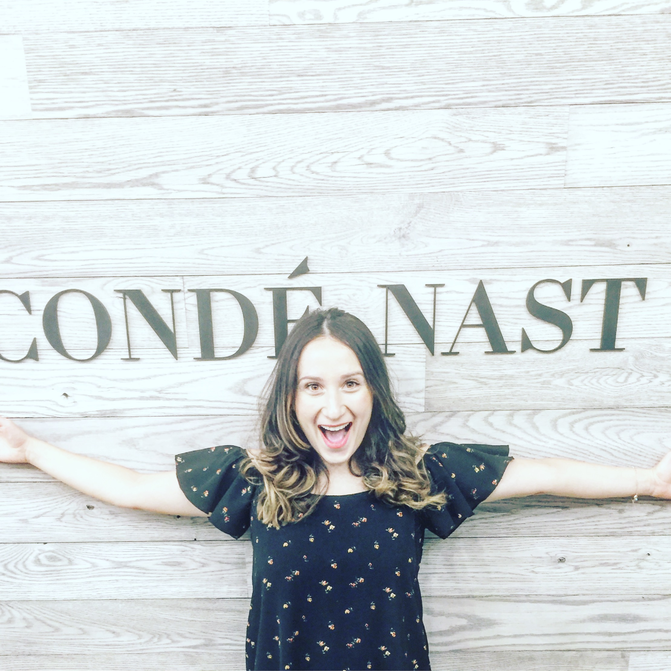 Daniella as a Regular at Conde Nast