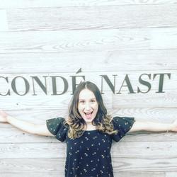 Daniella as a Regular at Conde Nast