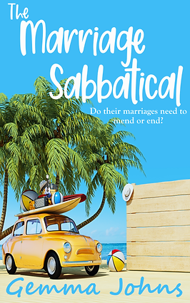 The Marriage Sabbatical by Gemma Johns