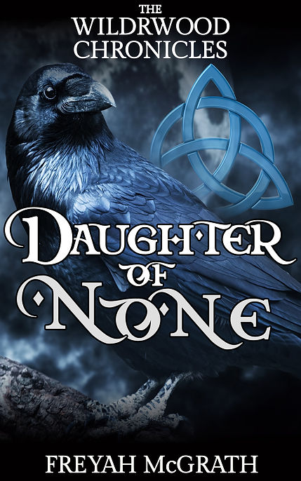 Daughter of None by Freyah McGrath