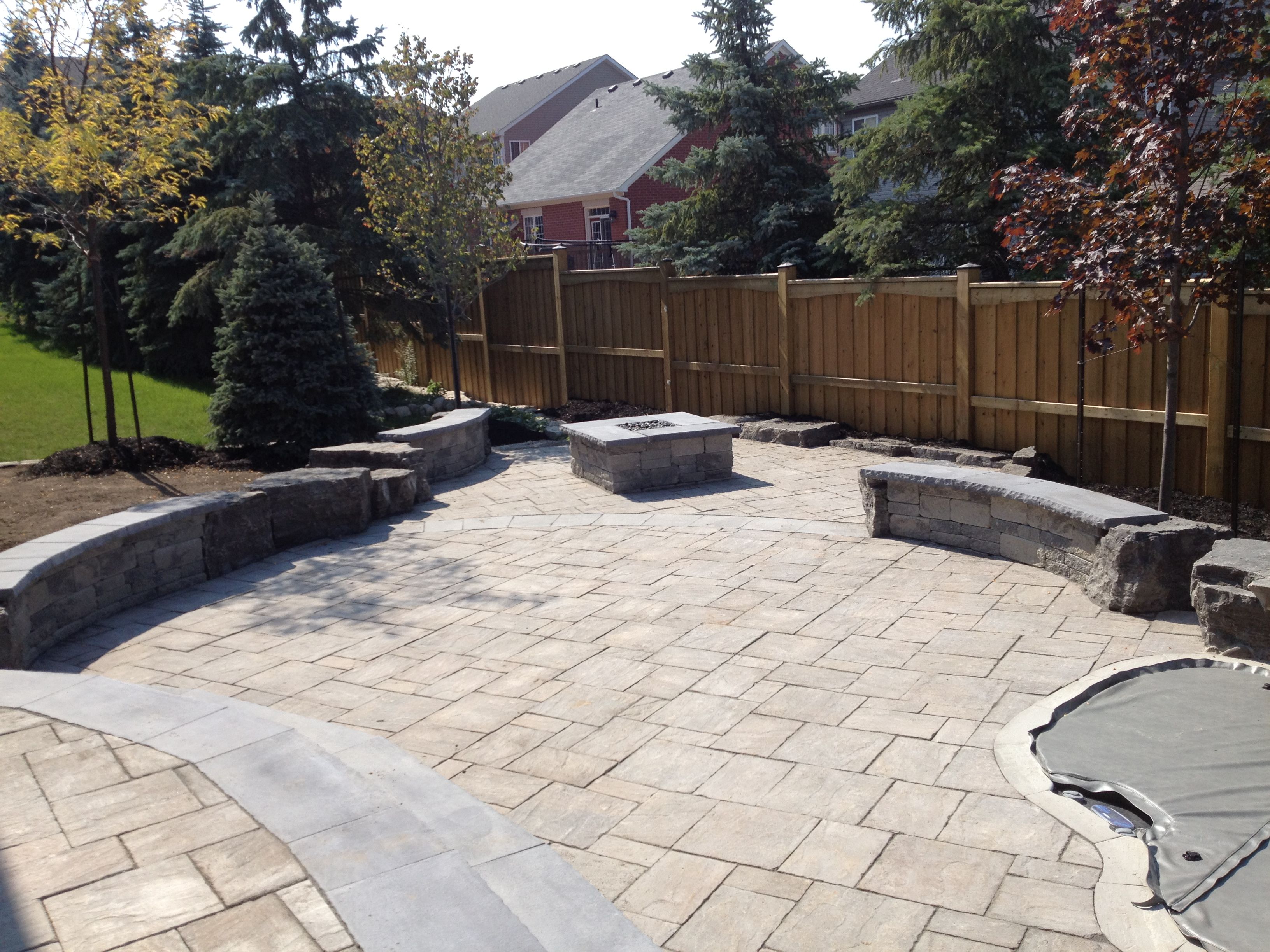 Patio/Seating
