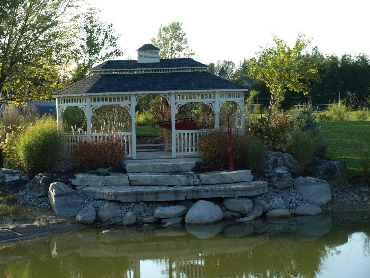 Pond Retreat