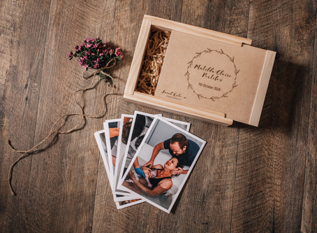 New Product - Perth Birth Photography Memory Box