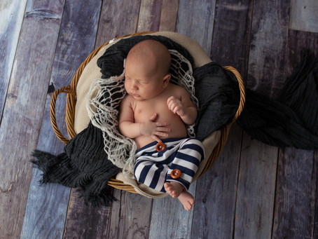 Parker - Perth Newborn Photography