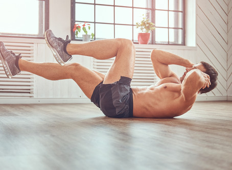 Improving Fitness From Home