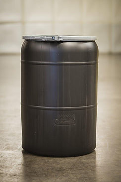 Encore Container manufactures 55 gallon plastic drums and IBC totes.