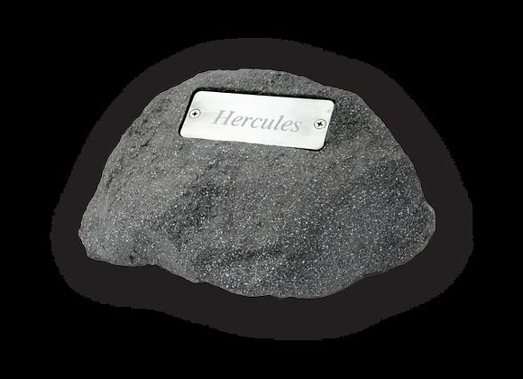 Garden Rock Pet Urn