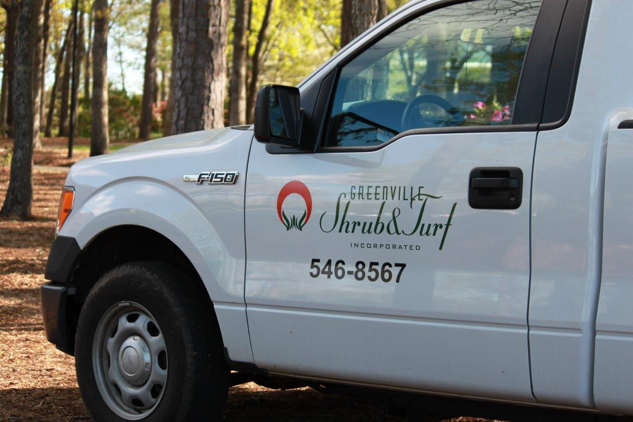 Greenville Shrub & Turf, our partner