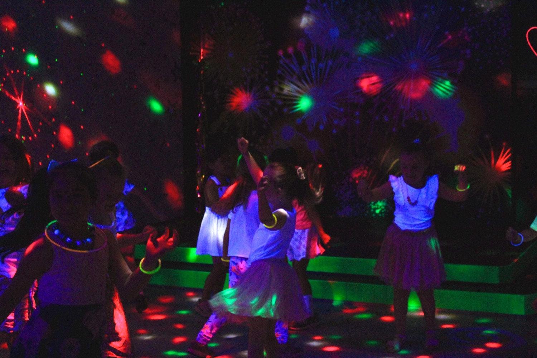 Disco Party - Standard - No Theme