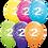 Thumbnail: Printed Number latex balloon