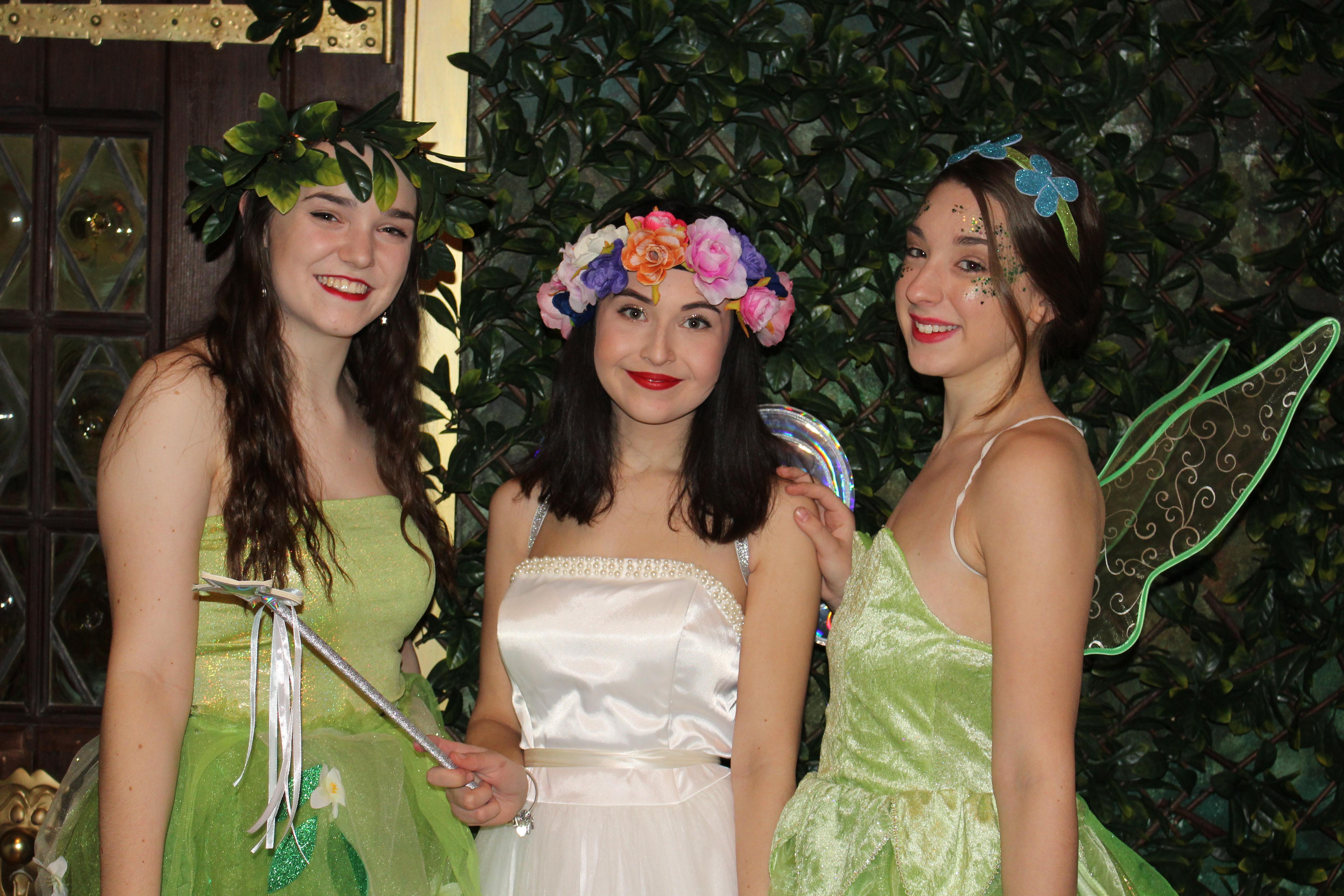 Mermaid, Fairy or Unicorn Party