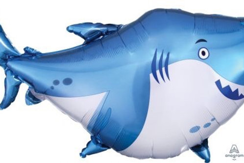Super shape shark