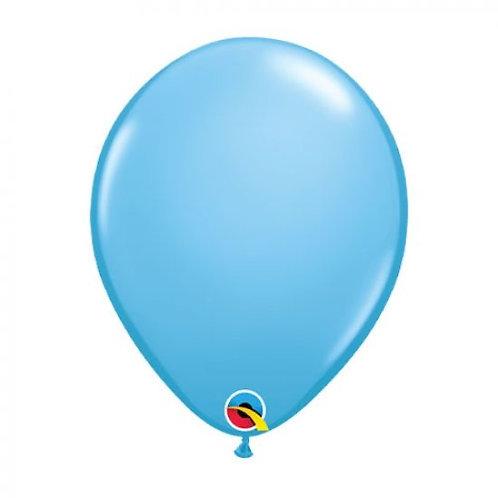 copy of Single 28 cm latex helium Standard Pale Blue
