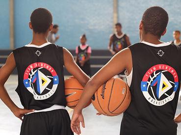 Meet & Teach Basketall Camp