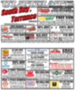 South Bay/Torrance Ultimate Discount Card
