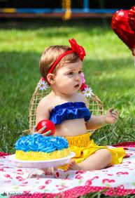 Smash the cake da Bella