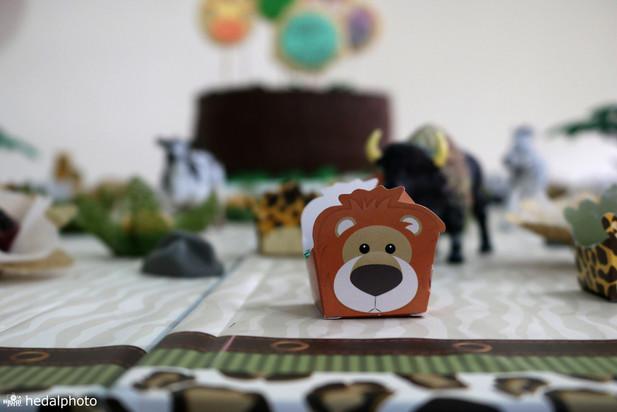1 ano do Arthur