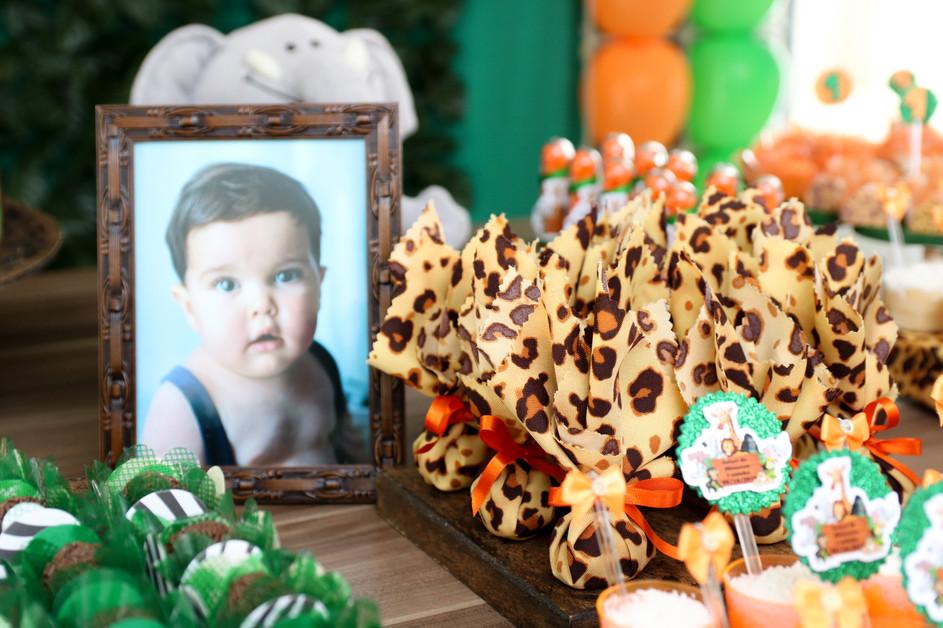Aniversário Jhon - 1 aninho