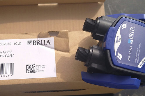 Brita filter head connector