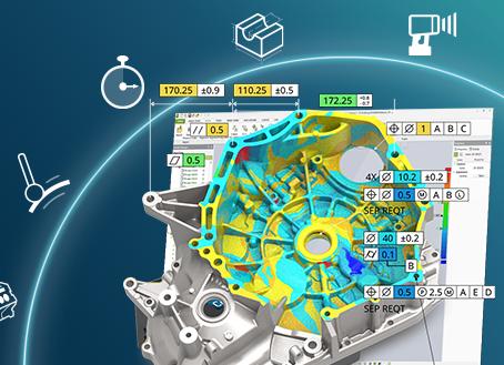 3Dスキャンデータで測定/検査を体験してみませんか?