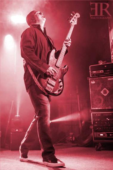 Chad Allen - Bass, Vocals