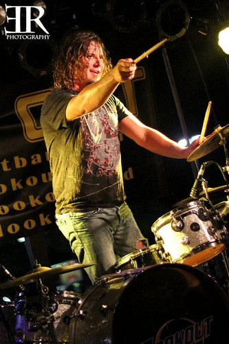 Mark Puskarich - Drums