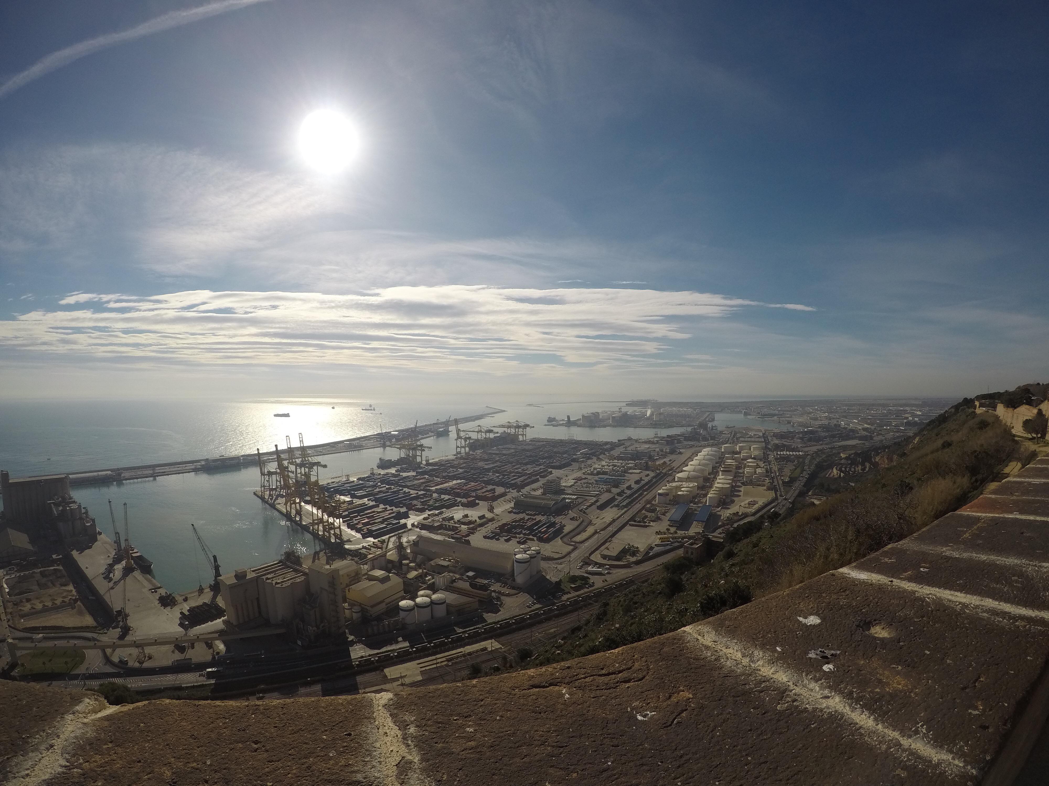 Montjuic/Barcelona