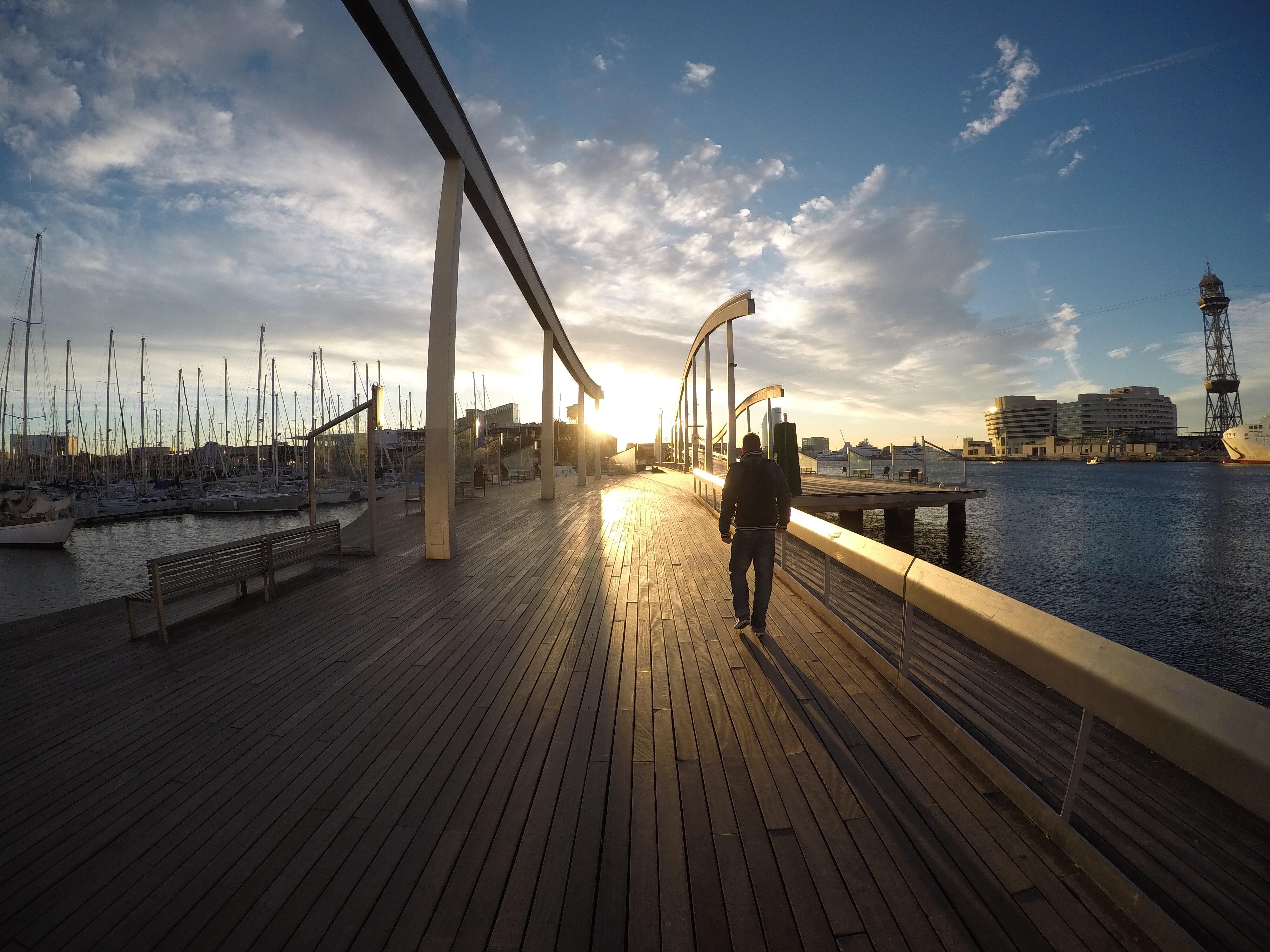 Port/Barcelona