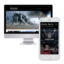 Executive Integrative Producer Website