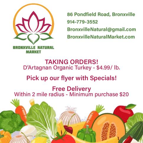 Bronxville Natural Market