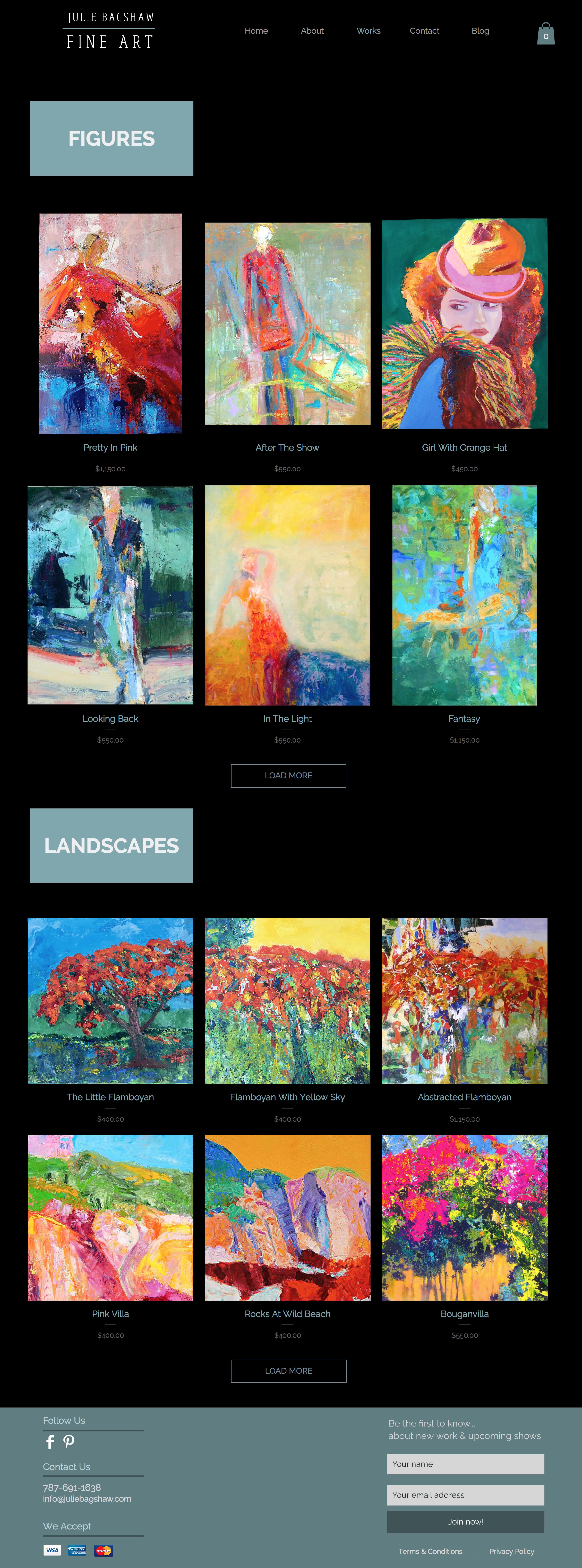 Julie Bagshaw  |  Website