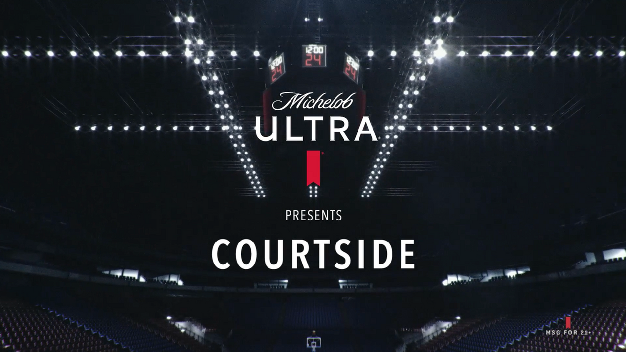 Michelob Ultra NBA Return