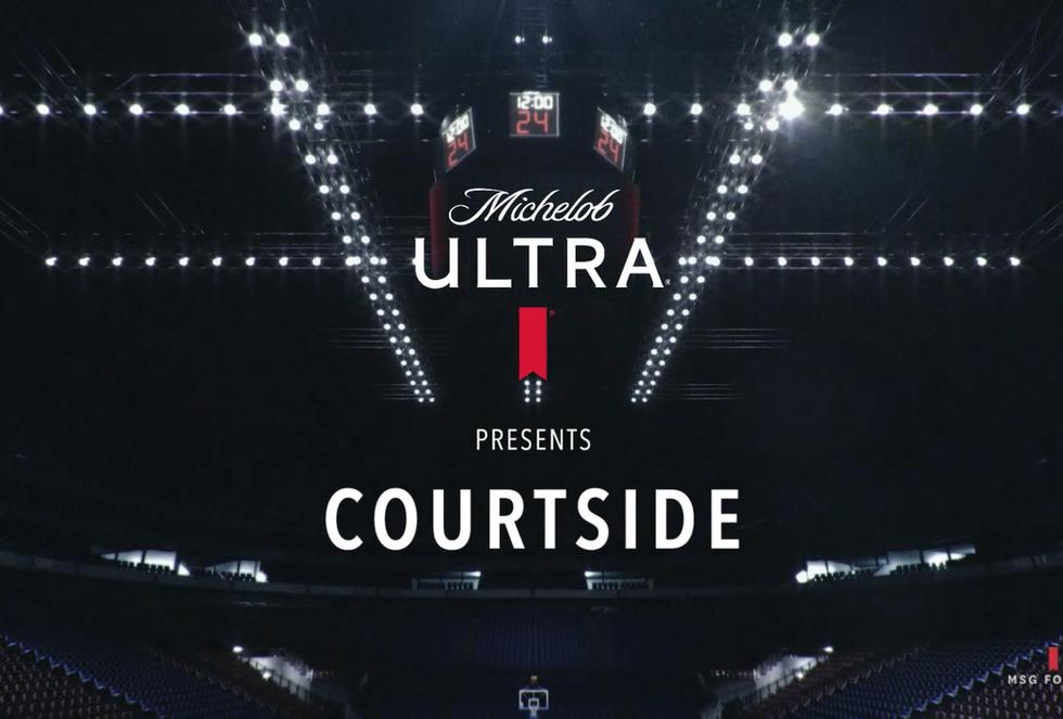 Michelob Ultra NBA Return
