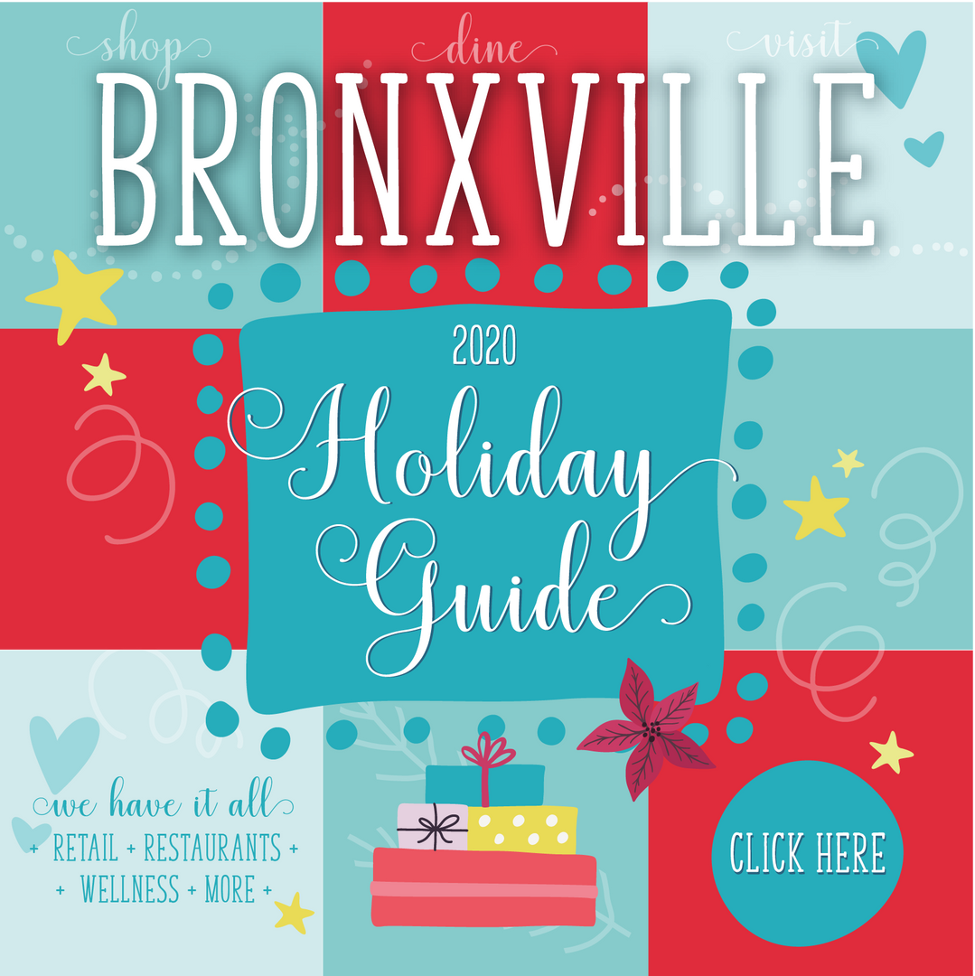 Bronxville Chamber 2020 Holiday Guide