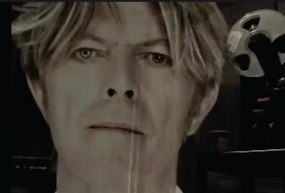 "David Bowie ""Slow Burn"""