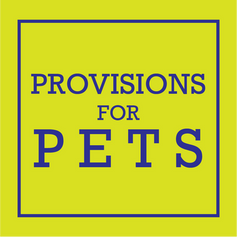 Provisions for Pets
