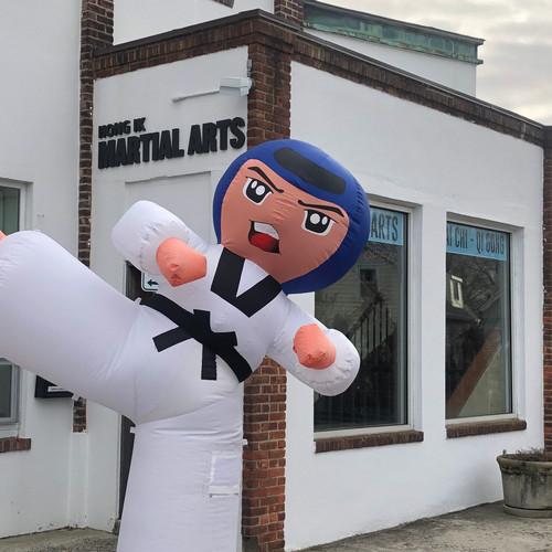 Hong Ik Martial Arts