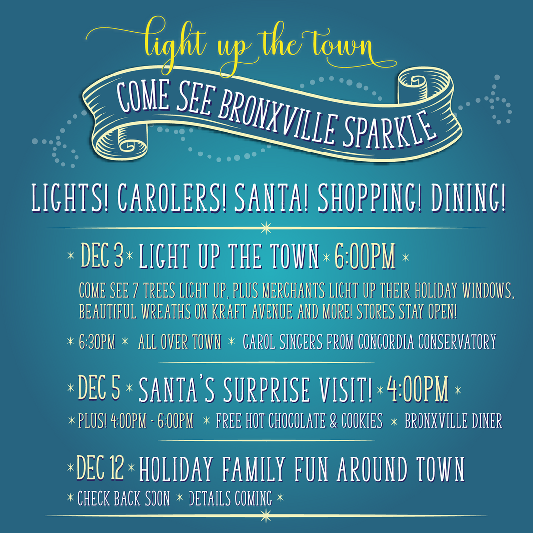 Light Up The Town 2020 Details