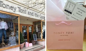 Toney, Toni & the Gang