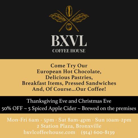 BXVL Coffee House