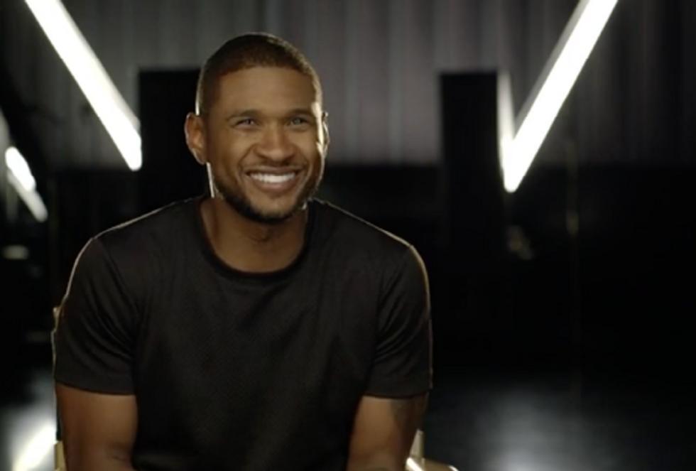 Usher / Pepsi - Making of VMA Performance