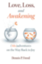 Love, Loss, and Awakening book cover