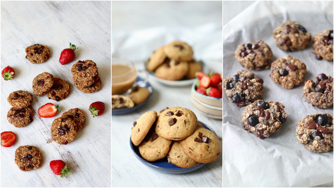 COOKIES » a collection of all our recipes
