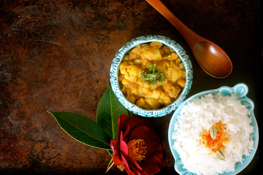 A made from scratch, one-pot, hit-the-spot aromatic curry recipe.
