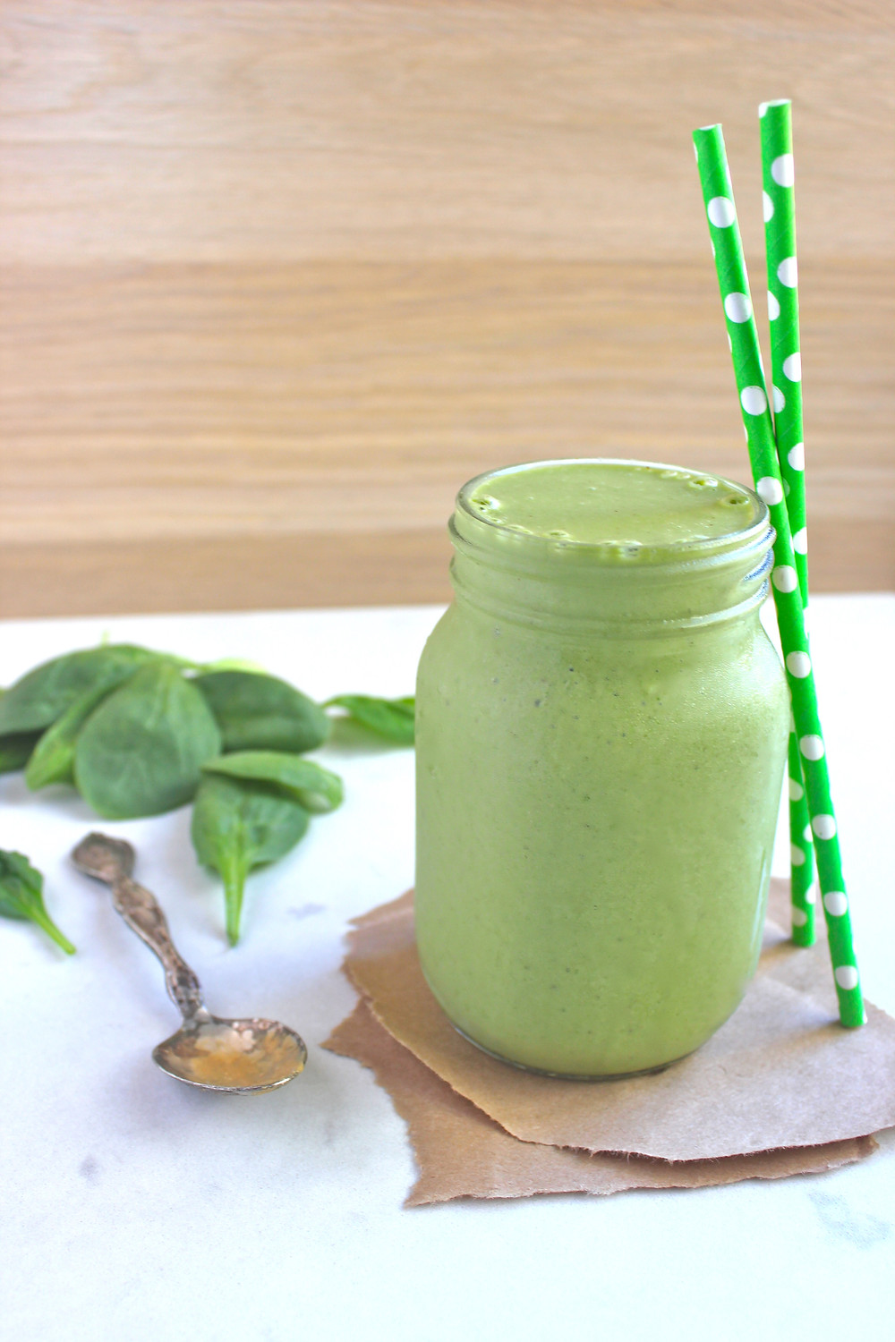 Never tried a green smoothie before? Start here.